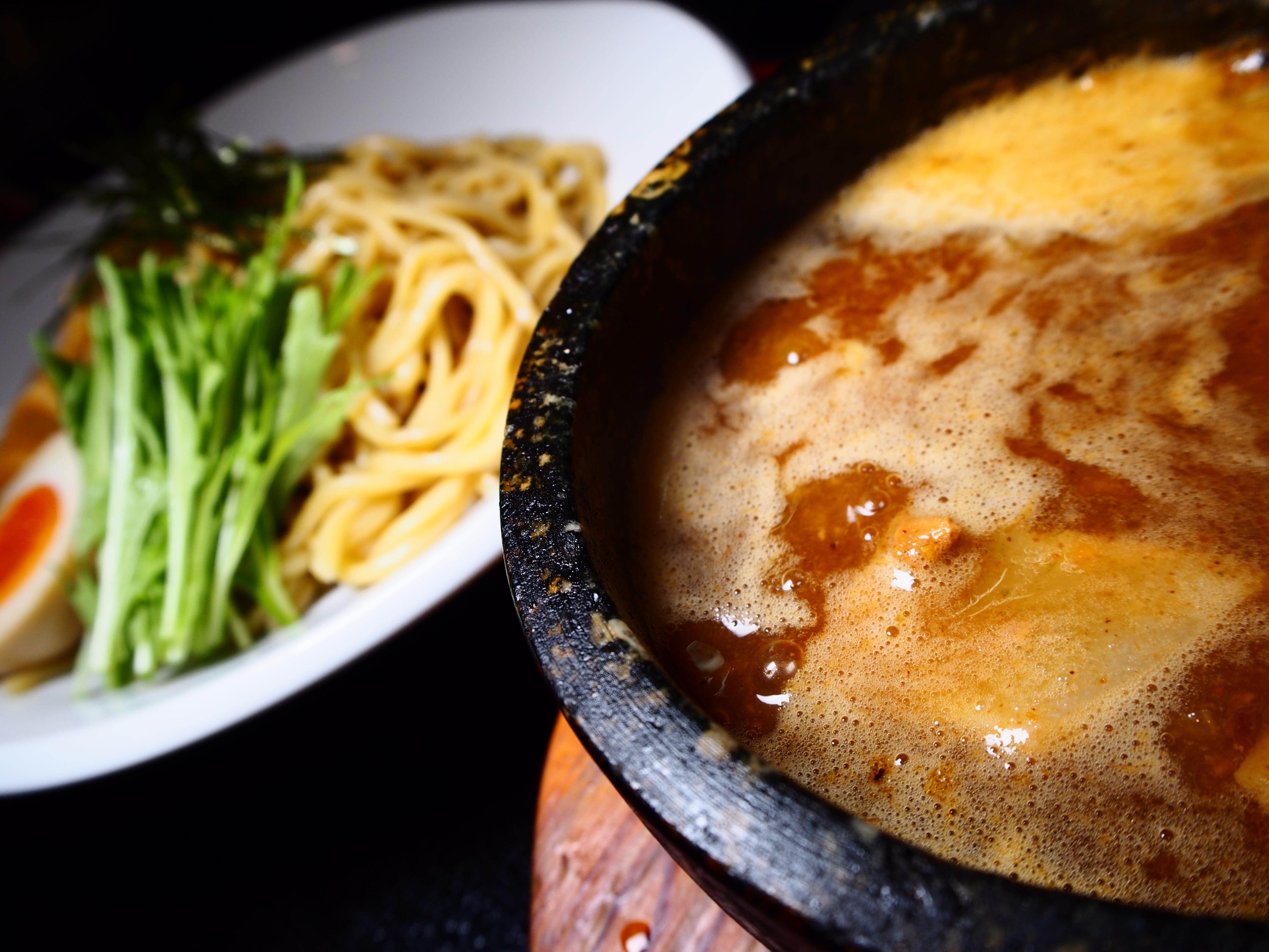 元祖石焼つけ麺